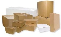 DHL-Kartons für Paket XL