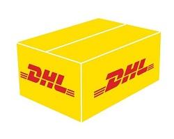 Versandkartons für DHL-Sendungen
