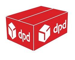 Versandkartons für DPD-Sendungen