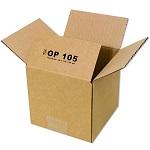 Faltkarton OP 105