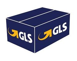 Versandkartons für GLS-Sendungen