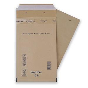 Warensendung Kompakt Verpackung braun 140x230 mm