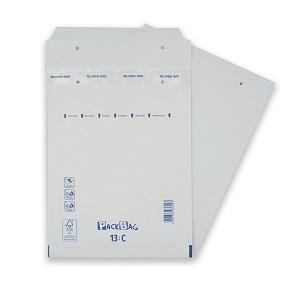 Warensendung Kompakt Verpackung weiss 170x230 mm
