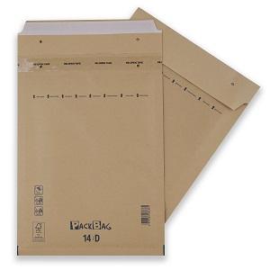 Warensendung Kompakt Verpackung braun 200x270 mm