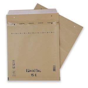 Warensendung Kompakt Verpackung braun 240x270 mm