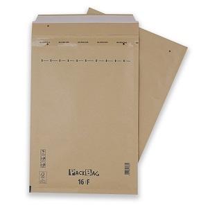 Warensendung Kompakt Verpackung braun 240x350 mm