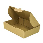 Warensendung Karton 167 x 113 x 63 mm
