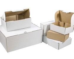 Versandkartons für Warensendungen