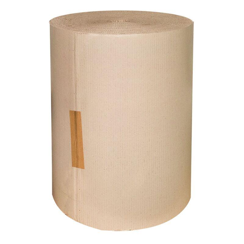 Rolle wellpappe grau 120 cm breit 70 lfd meter for Wohnzimmer 3 meter breit
