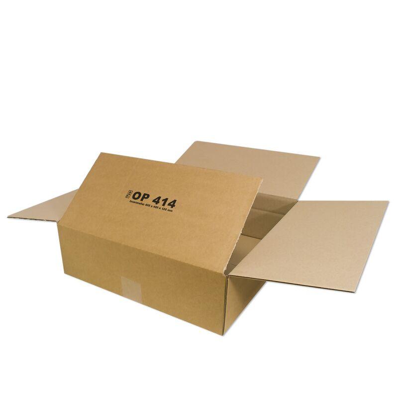 Faltkarton 400x400x120mm 1 wellig kaufen for Poolfolie 400 x 120