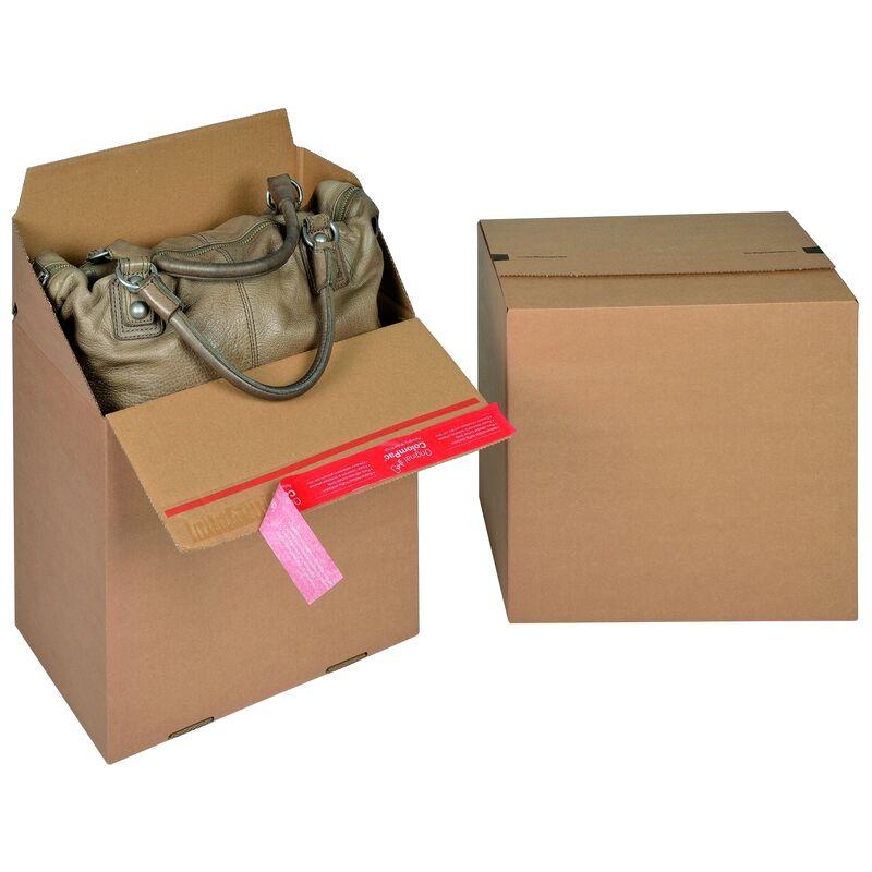 Karton für Hermes S-Pakete