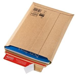 Warensendung Umschlag Karton Verpackung