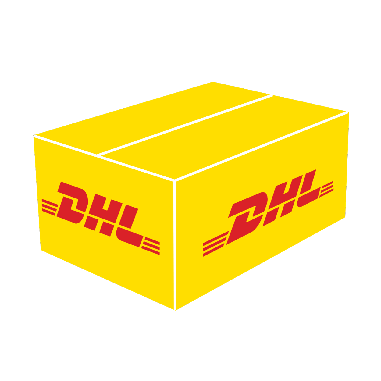 kartons für den dhl versand | onlinepack