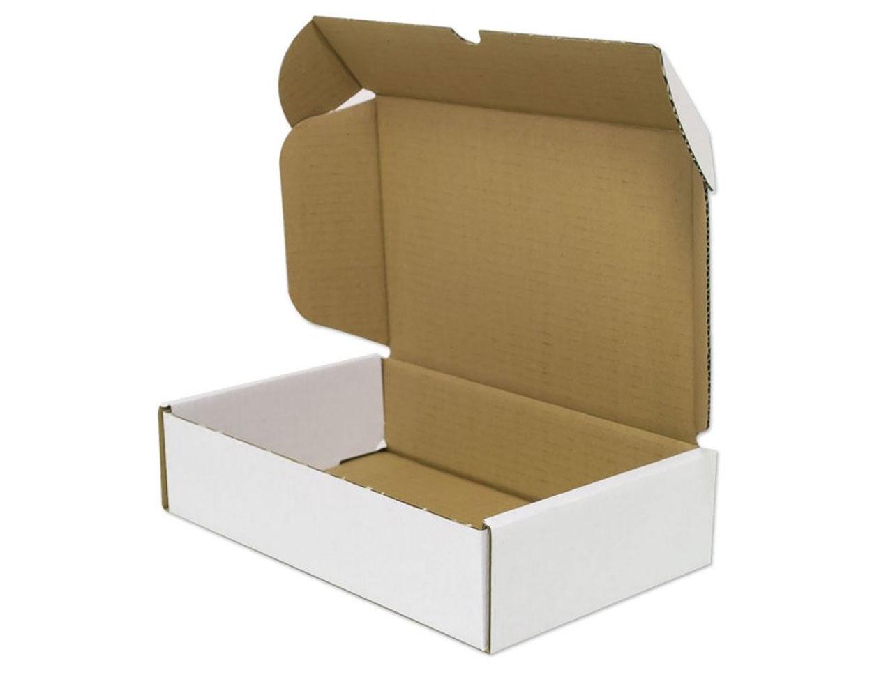 2000 x warensendung kartons 250 x 173 x 100 mm post paket faltschachtel op 280w ebay. Black Bedroom Furniture Sets. Home Design Ideas
